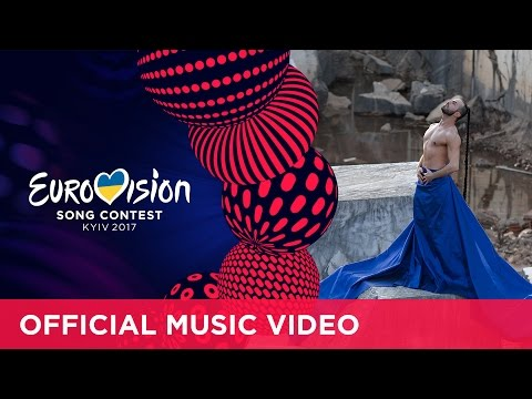 Slavko Kalezić - Space (Montenegro) Eurovision 2017 - Official Music Video