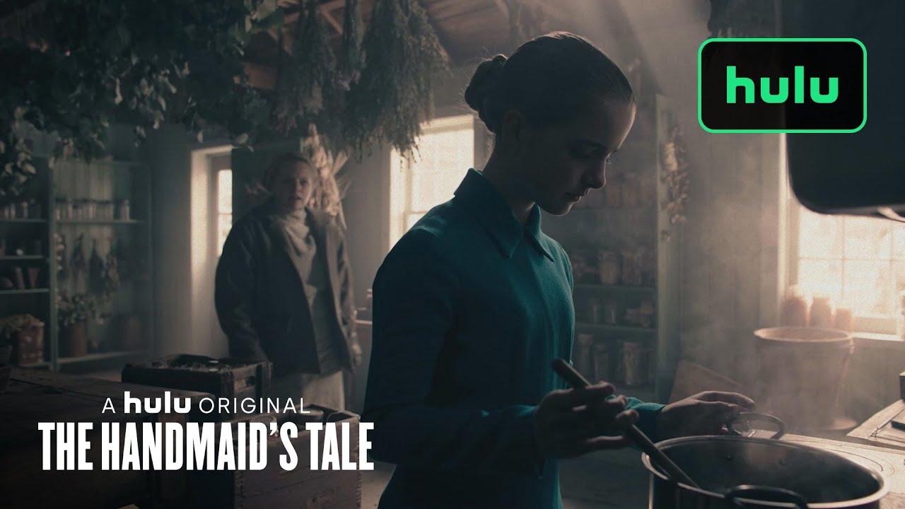 "Download ""Love In Gilead is Nuts""   Handmaid's Tale: Inside The Episode   Season 4, Episode 2"