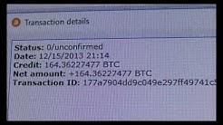 Eureka! Long lost Bitcoin Wallet?
