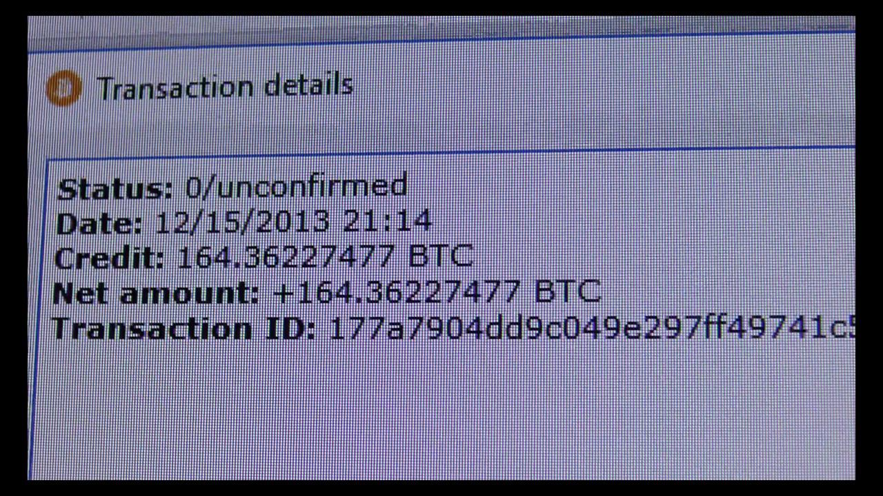 how do i open my bitcoin wallet