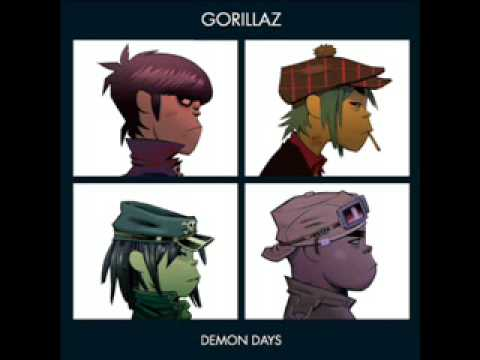 Gorillaz dirty hairy lyrics