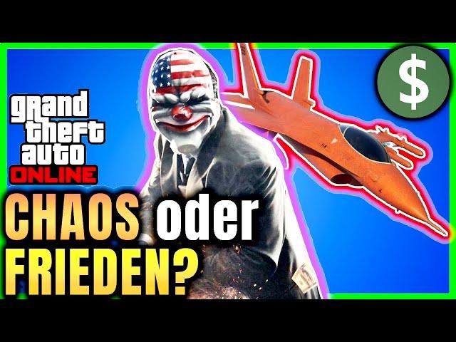 30 Mann Lobby : Kann ich waren verkaufen? - GTA 5 Online Deutsch