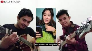 LAGU BATAK - DI TAKKO HO MA ROHAKKI (Cover by Pengamensosmed ft. Sweet Silaen)