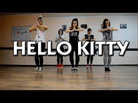 Hello Kitty | Jazz Funk | Inside Dance Studio | Dasha Lavrova