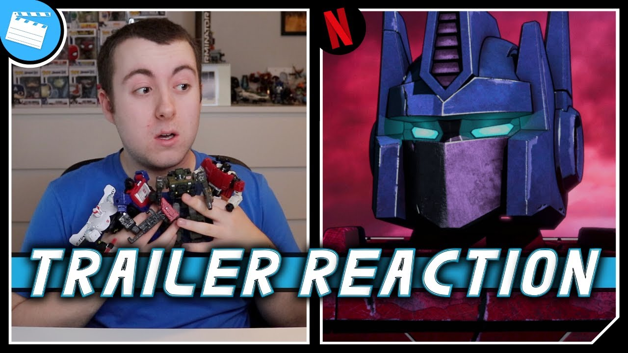 Transformers: War for Cybertron | Trailer 2 REACTION