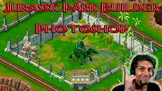 Jurassic Park Builder - I Created Dimetrodon!