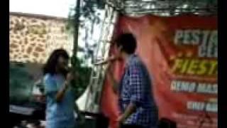 Vidi aldiano ft Amel Vidies Bandung status palsu
