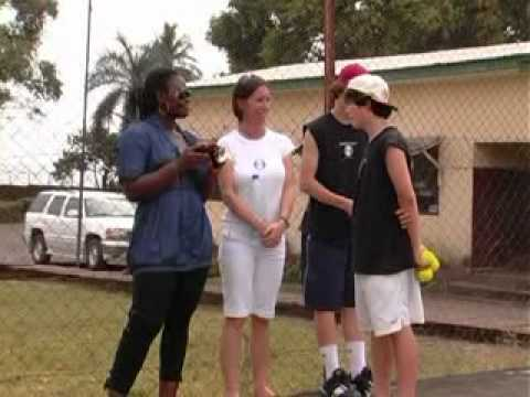 Jambo TV Interview with Clair in Cameroon, Africa