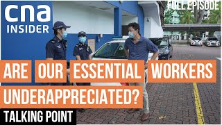 Do We Appreciate Our Essential Workers Enough?   Talking Point   Full Episode