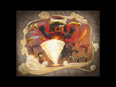 Ниндзяго картинки из заставки 10 сезона (со стены монастыря)