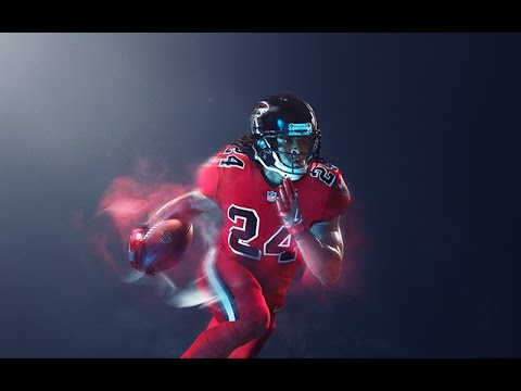 julio jones color rush jersey