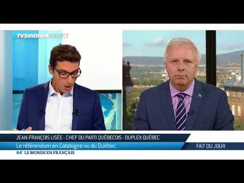 Le référendum en Catalogne vu du Québec