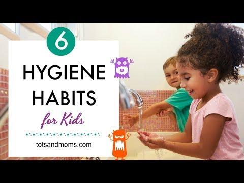 6 Personal Hygiene Habits for Kids | Helps increase Immunity in Kids