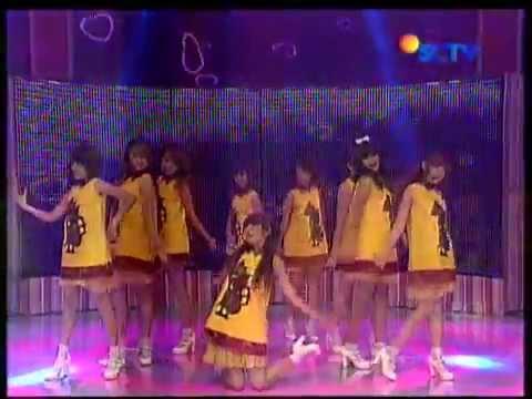 Cherrybelle - Diam Diam Suka   Konser Brand New Cherrybelle (Original)