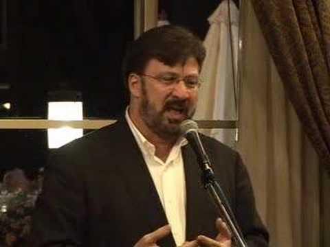 Rabbi Bruce Cohen in Jerusalem