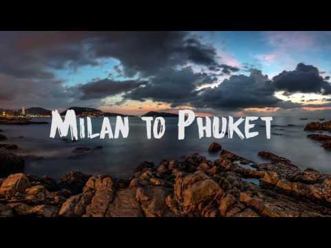 Milan to Phuket Business Class Alitalia Etihad 2017, 12 January