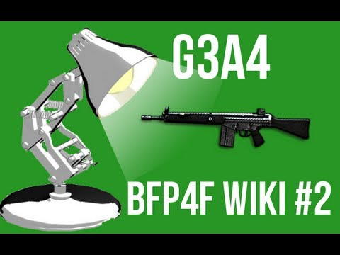 Battlefield Play4free Wiki #2 - G3A4