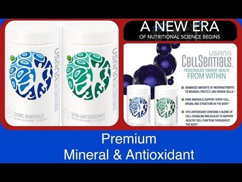 CellSentials™ Premium Minerals and Antioxidant (USEN)