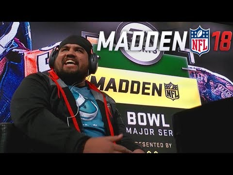 Become a Madden Pro From Home! MADDEN 18 NFL CLUB CHAMPIONSHIP