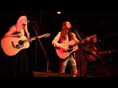 video:Taylor Rae, Lindsey Wall & Anthony Arya Live at The Felton Music Hall