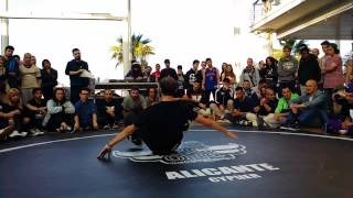(Dieciseisavos) Muss vs Xino365 | @Red Bull BC One Alicante Cypher 2014