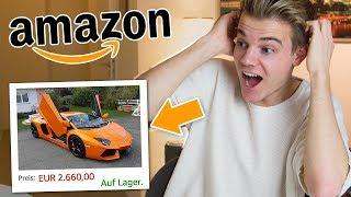 100% ZUFÄLLIG auf AMAZON bestellen !! 😨 (3000€)