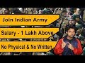 Join Indian Army Technical Entry Officer Eligibility Criteria,Job Profile Salary Selection