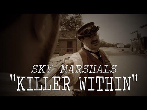 Sky Marshals - Killer Within (Ventures Series)