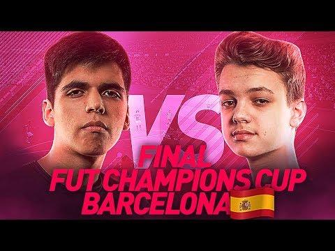 FIFA 18 - FUT CHAMPIONS CUP - BARCELONA -STATS E GRAND FINAL