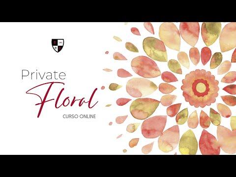 Master Class Diseño y Decoración Floral para Bodas Petitte