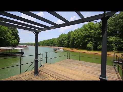 Scenic Lake Lanier Waterfront Cottage At 6342 Chesla Drive, Gainesville, GA 30506