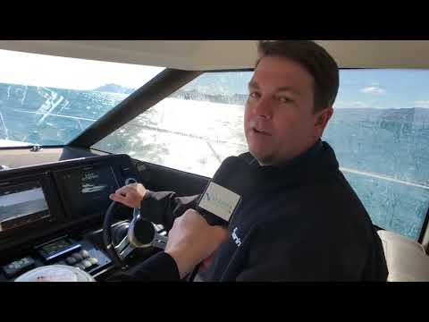 Yachting - Raymarine and Prestige make Augmented Reality enter Yachts' Piloting Experience!