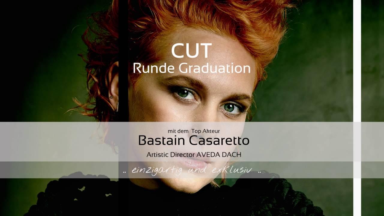 Trendhaarschnitt Die Runde Gratuation Von Bastian Casaretto Artdirector Aveda Trailer