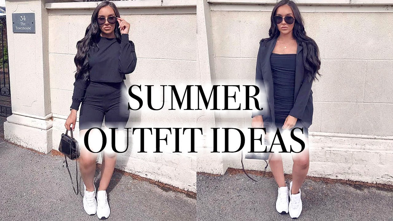 SUMMER OUTFIT IDEAS || What to wear summer 2019! 7