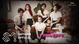 f x 에프엑스 pink tape the 2nd album highlight medley