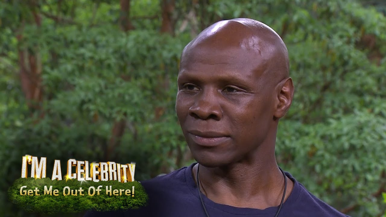 Chris Eubank To Appear In The Jungle On Im A Celeb