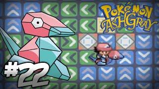 Let's Play Pokemon: Ash Gray - Part 22 - Porygon, Santa Claus, & Pikachus