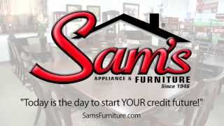 Establish Your Credit With Sam's Furniture's Lease To Own Option