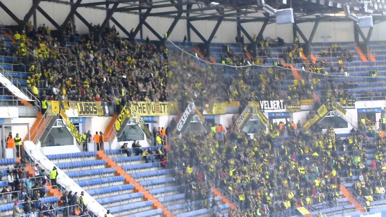 BVB Fans im Bernabéu (2). Real Madrid - Borussia Dortmund (13/14)