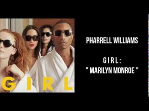 Pharrell Williams - GIRL ( Full Album )