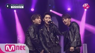 vuclip PENTAGON MAKER [M2 PentagonMaker]Team KINO makes everyone's jaw drop with their sexy performance[EP1