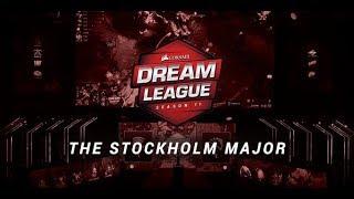 [Dota 2] DreamLeague Major - Group Stage Day 2 [BO3] (Oddie)