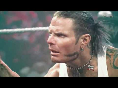 WWE Jeff Hardy vs Edge Promo at Judgment Day 2009