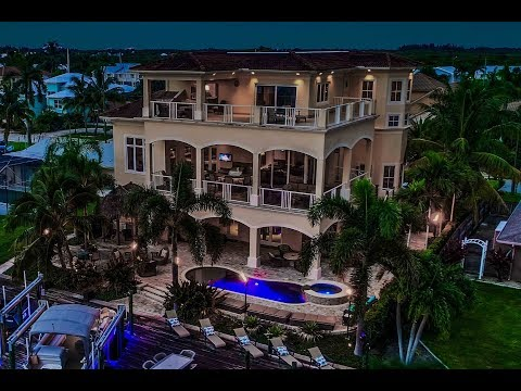 Fort Myers Beach Waterfront Luxury Home For Sale