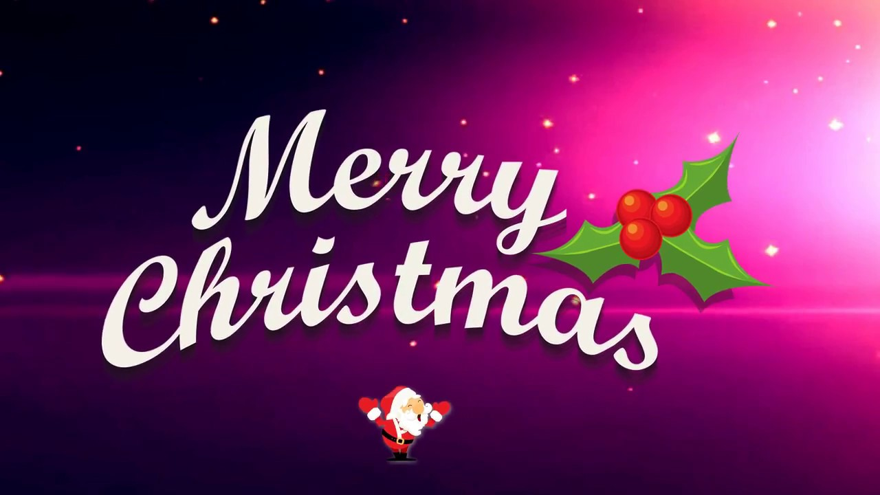 Mery Christmas.Mery Christmas Wishes Background Animated Video