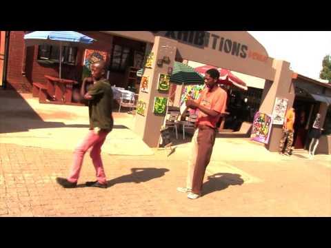 Raw Travel 403 - Webcut Extra, Johannesburg Street Performers
