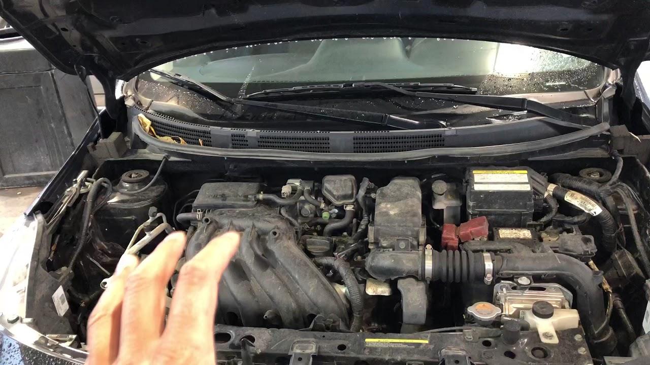 Adding Brake Fluid >> Adding Brake Fluid Nissan Versa How To