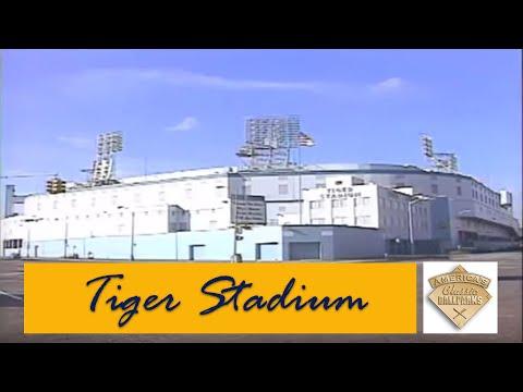 America's Classic Ballparks Episode 3: Tiger Stadium