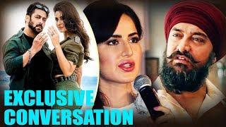 Salman Khan CONFIRMS Tiger Zinda Hai SEQUEL | Thugs Of Hindostan | Katrina Kaif