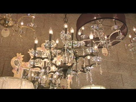 Unique Lighting Fixtures At Restoration Lighting Gallery